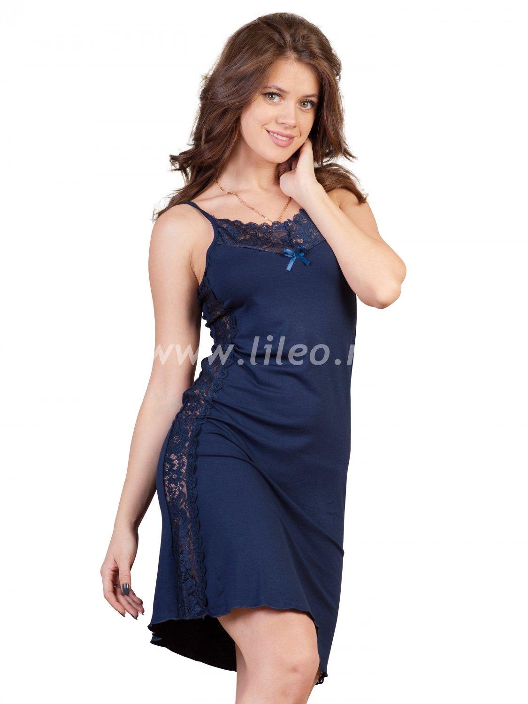 Ночная сорочка 03978, цвет - синий