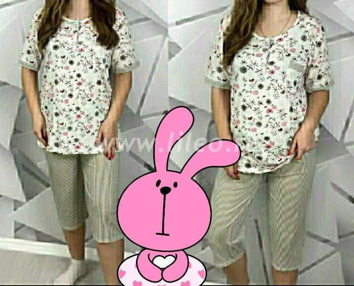 Пижама t-1127275O8D25ECBC, цвет - светло бежевый