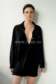 Рубашка, Черный